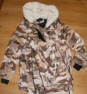 Куртка Новая Р 46-48