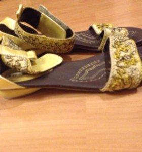 2-е пары Обувь летняя