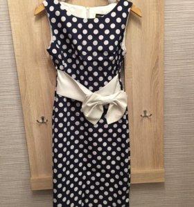 Красивое платье в горох MERADA