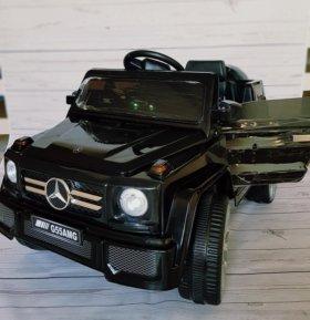 Новые. Электромобиль Mercedes Gelendvagen