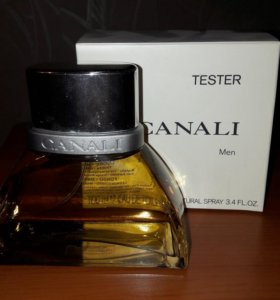 Canali men 100ml.tester оригинал