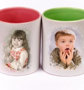 Чашка фото,фото на кружке.