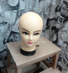 Манекен головы (для шапок и париков)