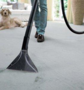 Химчистка мебели ковров