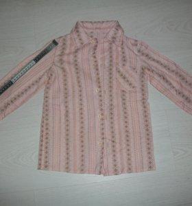 детская рубашка ГГМ