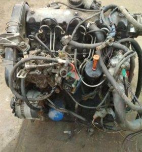 Двигатель от Пежо