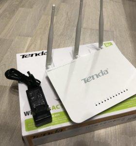 Роутер Tenda ac1750 w1800R 5Ггц