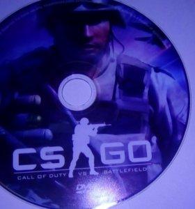 Диск CS-GO