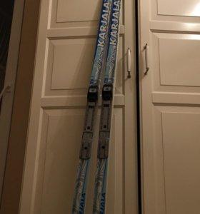 Лыжи 170 см.