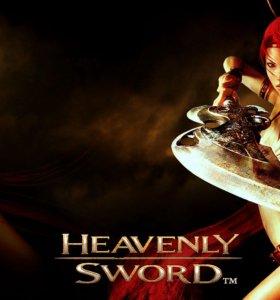 Игра Heavenly sword для PS3