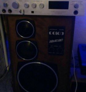 Союз 50ас 012 , усилитель радиотехника .