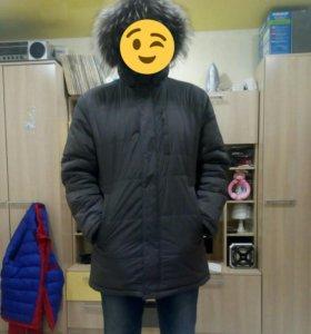 Куртка зимняя р-р 54-56