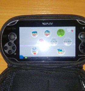 PlayStation Vita Wi-Fi 3G с играми