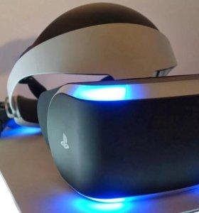 VR PS4 - очки виртуальной реальности + камера