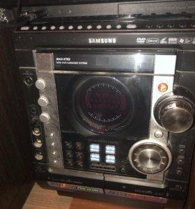 Музыкальный центр Samsung  max-kt65