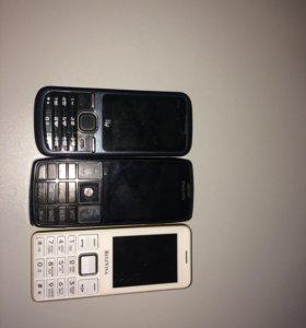 На запчасти Телефоны