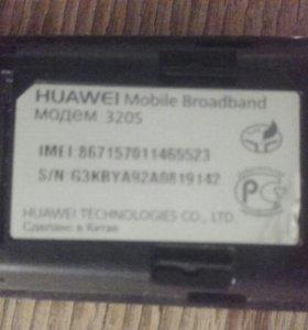 Модем МТС 320S