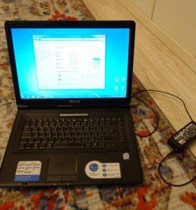 "Asus X58L 15.4"" / Core 2 Duo T5750 / 3 Gb / 250 Gb"