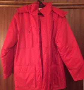 Куртка зимняя мужская, XL