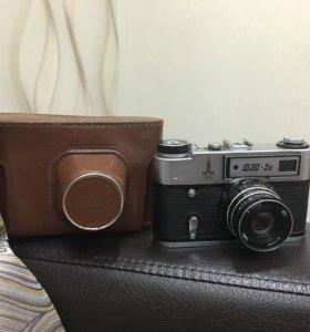 Фотоаппарат фэд 5в с алемпийской символикой