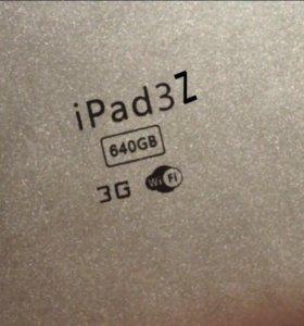 iPad 3z 640GB