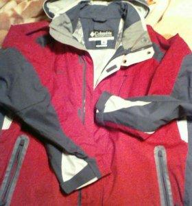 Куртка зим. мужская 3 в 1 Columbia