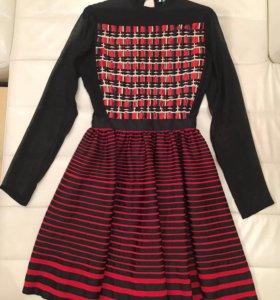 Вечернее платье Kenzo