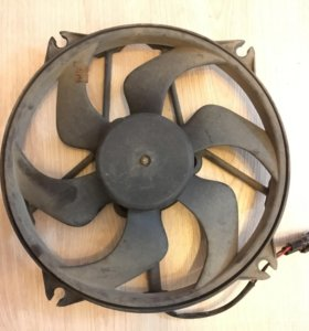 Вентилятор для Пежо / Peugeot 307