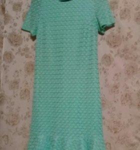 Платье 46 размер+ подарок