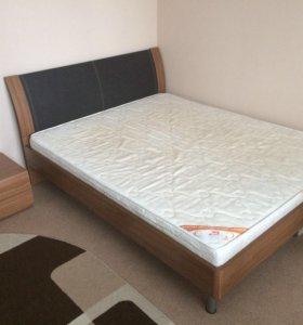 2х кровать + матрас + тумба