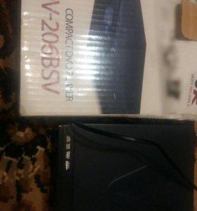 Dvd плеир USB