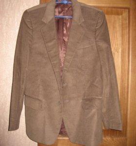 Вельветовый костюм