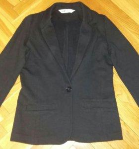 Пиджак трикотажный H&M