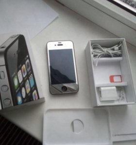 Обмен IPhone 4S 16Gb