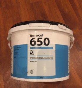 Контактный дисперсионный клей Eurocol FORBO 650