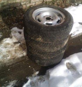 Зимняя резина / колёса R 13