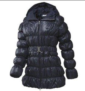 Новая куртка пуховик Adidas оригинал