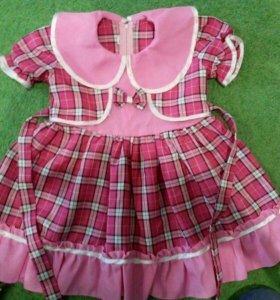 Платье 2-5 лет