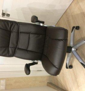 """Офисное кресло """"Nickolas"""" Choco"""