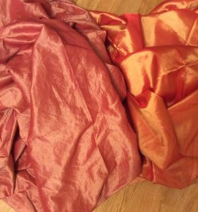 Отрезы ткани