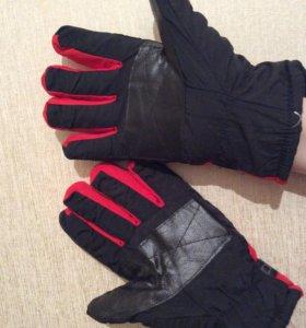 Перчатки дутые новые разные цвета