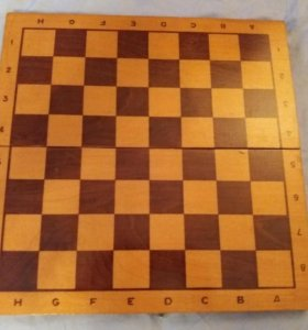 Доска для шашек/шахмат