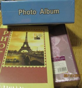 Фотоальбом новый в упаковке