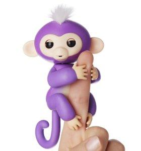 Fingerlings интерактивная обезьянка оригинал