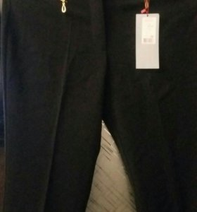 Теплые классич. брюки
