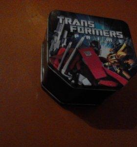 Карточки трансформеры