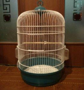 Клетка для птиц Ferplast