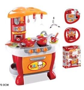 Кухня новая детская