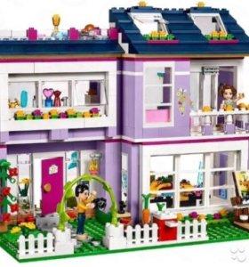 Lego Friends 41095 Дом Эммы (новый)