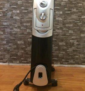 Масляный радиатор POLARIS для обогрева квартир.